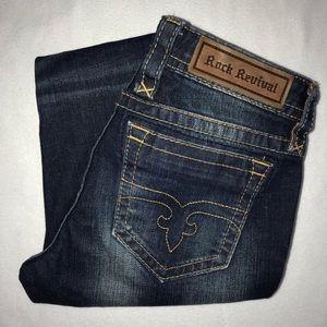 Rock Revival Anabela Skinny Jeans 27 31